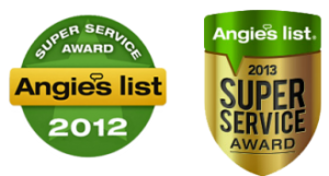 Pest Control Service Awards Angies List Super Service Award 2012 and 2013